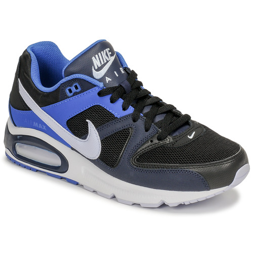 Sko Herre Lave sneakers Nike AIR MAX COMMAND Sort / Blå