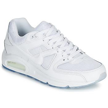 Sko Herre Lave sneakers Nike AIR MAX COMMAND Hvid