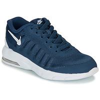 Sko Børn Lave sneakers Nike AIR MAX INVIGOR PRE-SCHOOL Blå