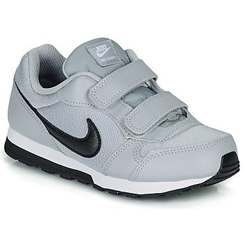 Sko Børn Lave sneakers Nike MD RUNNER 2 PRE-SCHOOL Grå / Sort