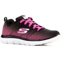 Sko Børn Lave sneakers Skechers Skech Appeal 20 Sort, Pink