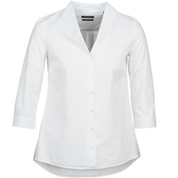 textil Dame Skjorter / Skjortebluser Marc O'Polo ALESSIA Hvid