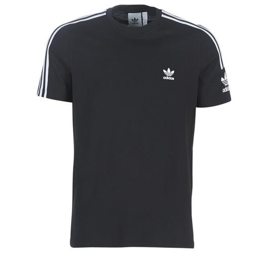 textil Herre T-shirts m. korte ærmer adidas Originals ED6116 Sort