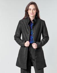 textil Dame Frakker Desigual SIMONE Sort