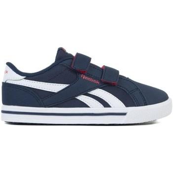Sko Dreng Lave sneakers Reebok Sport Royal Comp 2L Alt Hvid,Azurblå,Flåde