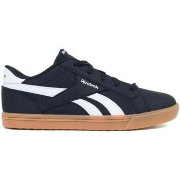 Sko Børn Lave sneakers Reebok Sport Royal Complete 2 Hvid,Sort