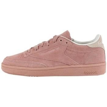 Sko Dame Lave sneakers Reebok Sport Club C 85 Nbk Pink