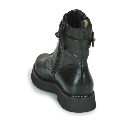 TRIPLE STRAP  Mjus  støvler  dame  sort hpeVk