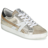 Sko Dame Lave sneakers Meline MEL Guld
