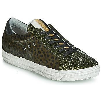 Sko Dame Lave sneakers Meline MILLE Kaki