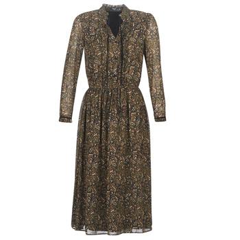 textil Dame Korte kjoler Deeluxe SELENA Sort