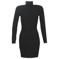 textil Dame Korte kjoler Morgan RMENTO Sort