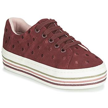 Sko Pige Lave sneakers Gioseppo FUSSEN Bordeaux
