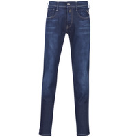 textil Herre Smalle jeans Replay ANBASS Blå / Medium / 009