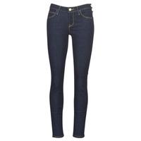 textil Dame Smalle jeans Lee SCARLETT RINSE Blå