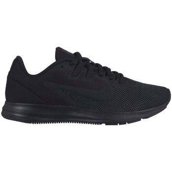 Sko Børn Lave sneakers Nike Downshifter 9 Sort