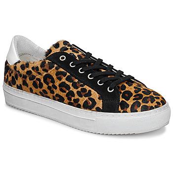 Sko Dame Lave sneakers Ikks BP80245-62 Leopard