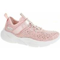 Sko Pige Lave sneakers Skechers Meridian Best Intent LT Pink