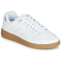 Sko Dame Lave sneakers Hummel HB TEAM SNOW BLIND Hvid