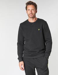 textil Herre Sweatshirts Lyle & Scott ML424VTR-574 Sort