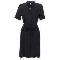 textil Dame Korte kjoler Esprit 079EE1E011-003 Sort