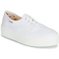 Sko Dame Lave sneakers Victoria 1915 DOBLE LONA Hvid