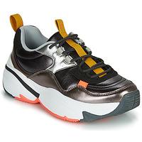Sko Dame Lave sneakers Victoria AIRE MULTI Sort