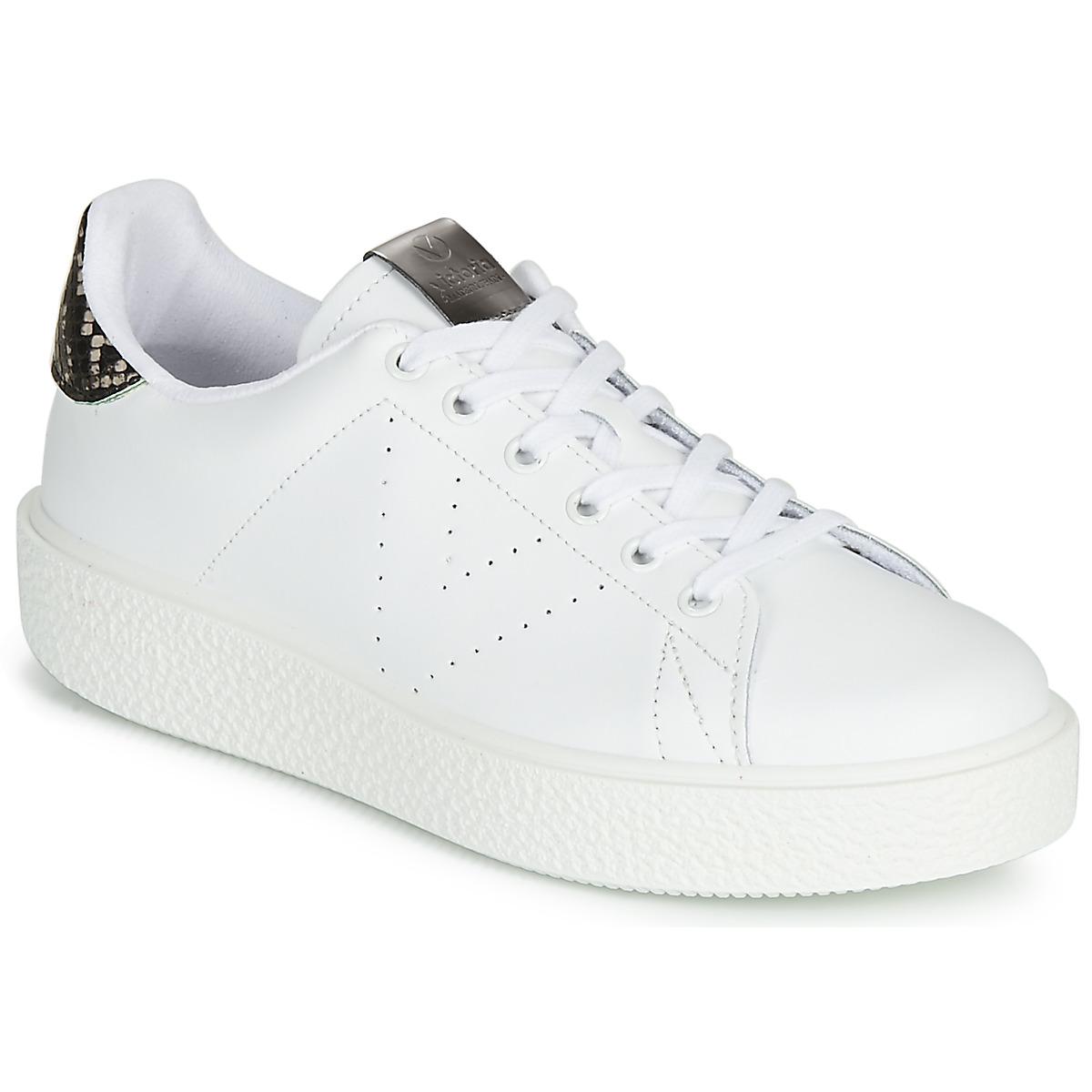 Sneakers Victoria  UTOPIA RELIEVE PIEL