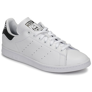 Sko Lave sneakers adidas Originals STAN SMITH Hvid / Sort