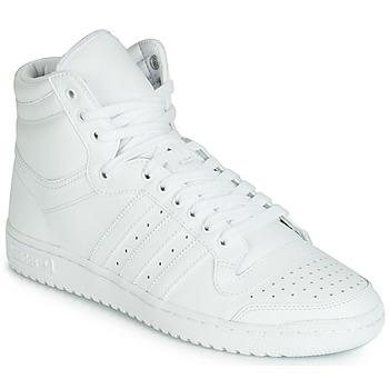 Sko Herre Høje sneakers adidas Originals TOP TEN HI Hvid