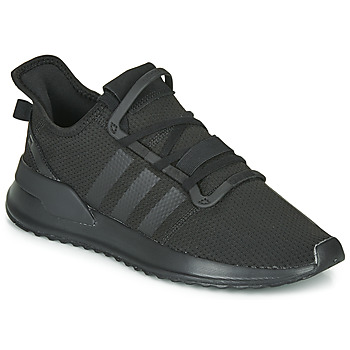 Sko Herre Lave sneakers adidas Originals U_PATH RUN Sort