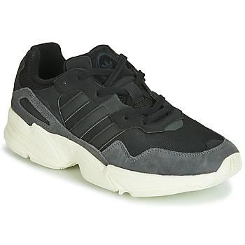 Sko Herre Lave sneakers adidas Originals YUNG-96 Sort