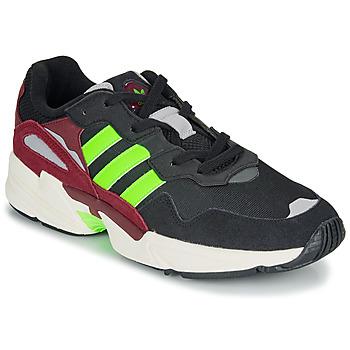 Sko Herre Lave sneakers adidas Originals YUNG-96 Sort / Grøn
