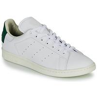 Sko Lave sneakers adidas Originals STAN SMITH Hvid / Grøn