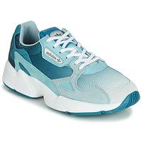 Sko Dame Lave sneakers adidas Originals FALCON W Blå