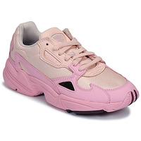 Sko Dame Lave sneakers adidas Originals FALCON W Pink