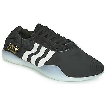 Sko Dame Lave sneakers adidas Originals TAEKWONDO TEAM W Sort