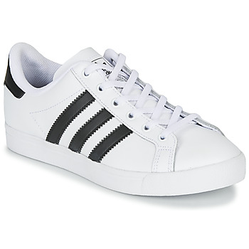 Sko Børn Lave sneakers adidas Originals COAST STAR J Hvid / Sort
