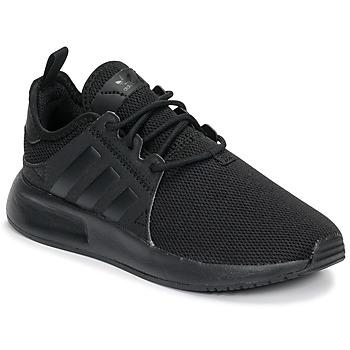 Sko Dreng Lave sneakers adidas Originals X_PLR C Sort