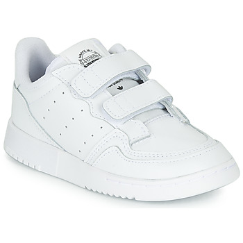 Sko Børn Lave sneakers adidas Originals SUPERCOURT CF I Hvid