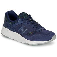 Sko Dame Lave sneakers New Balance 997 Marineblå