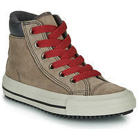 Sko Høje sneakers Converse CHUCK TAYLOR ALL STAR PC BOOT BOOTS ON MARS - HI Brun