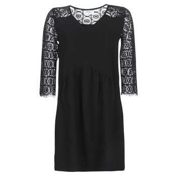 textil Dame Korte kjoler Betty London LUUNA Sort
