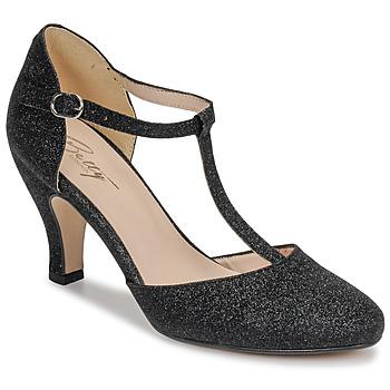 Sko Dame Højhælede sko Betty London EPINATE Sort