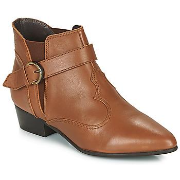 Sko Dame Støvler Betty London LYDWINE Cognac