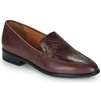 Sko Dame Mokkasiner Betty London LILI-FLEUR Bordeaux