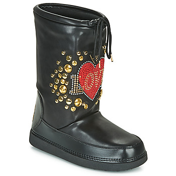 Sko Dame Vinterstøvler Love Moschino SKI BOOT Sort