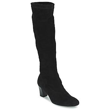 Sko Dame Chikke støvler Robert Clergerie PASSAC Sort
