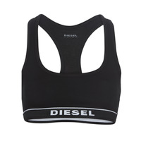 Undertøj Dame Sports-BH'er / toppe Diesel MILEY Sort