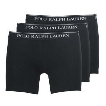 Undertøj Herre Trunks Ralph Lauren BOXER BRIEF-3 PACK Sort